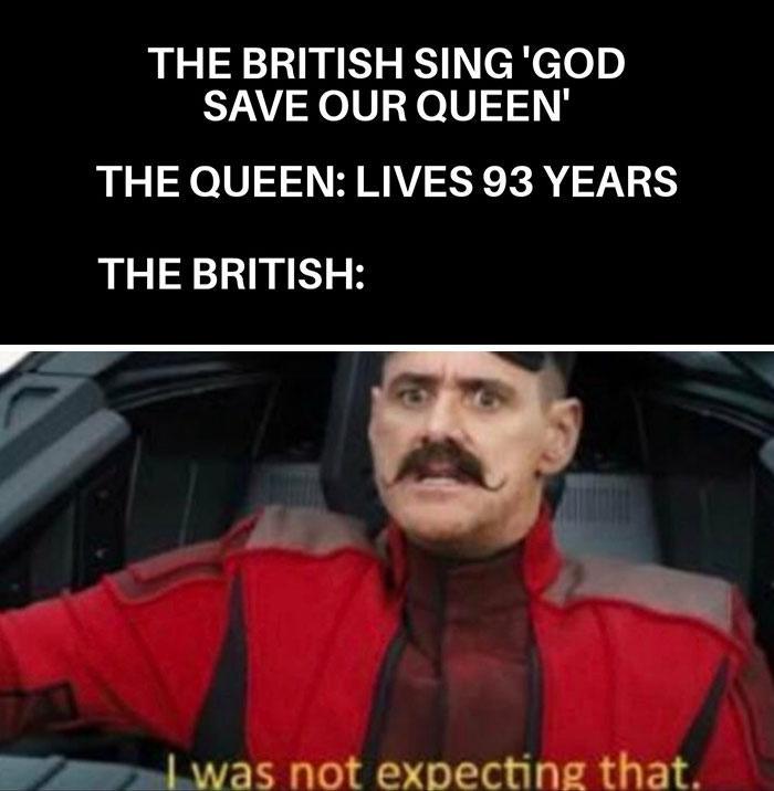 *confused British Noises