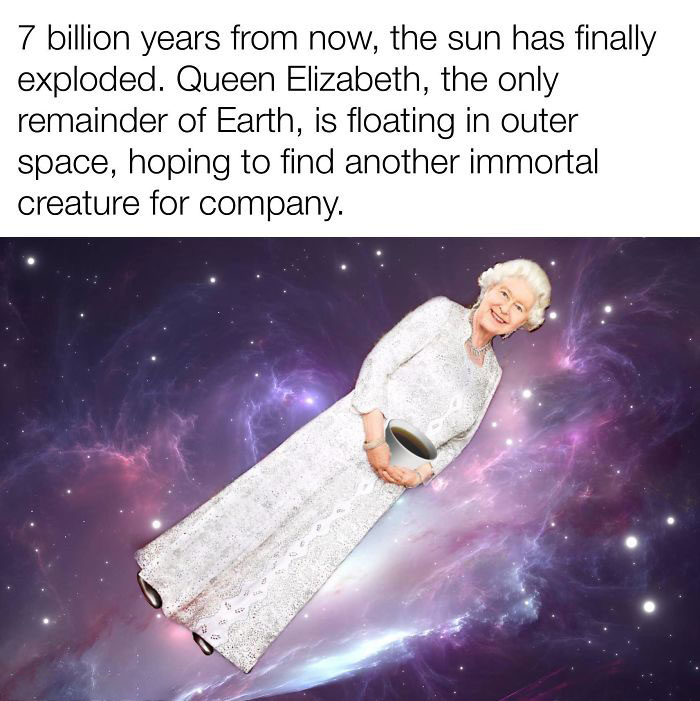 She Is Immortal