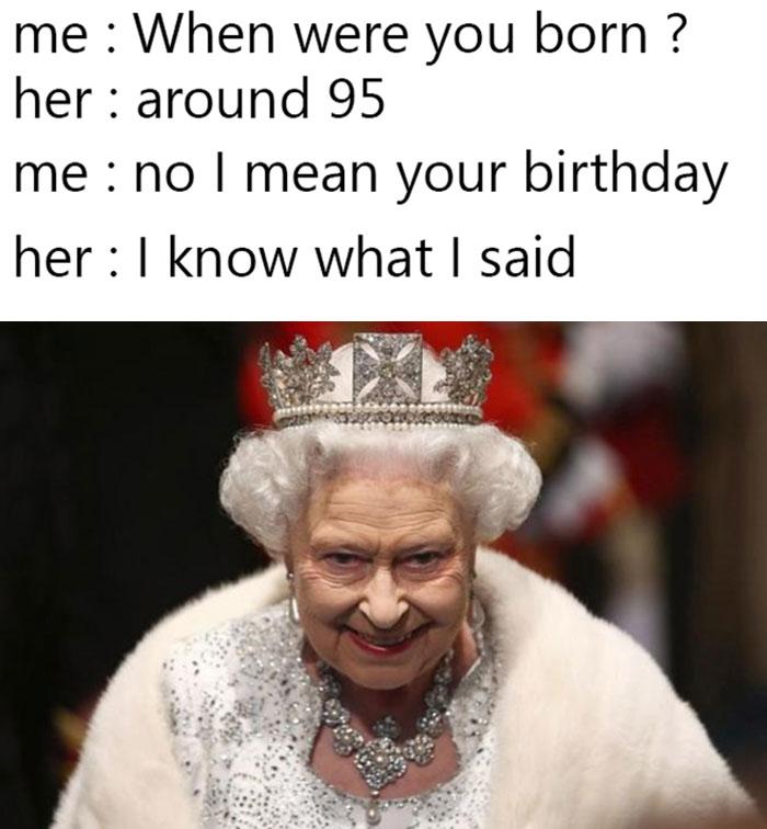 Birthday Confirmed , 95 Ac