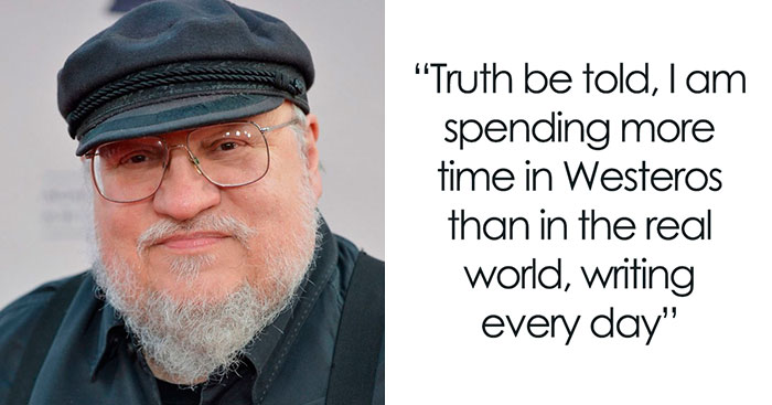 While G.R.R. Martin Is In Self-Isolation, He's Dropping Hints At Finishing GoT Books