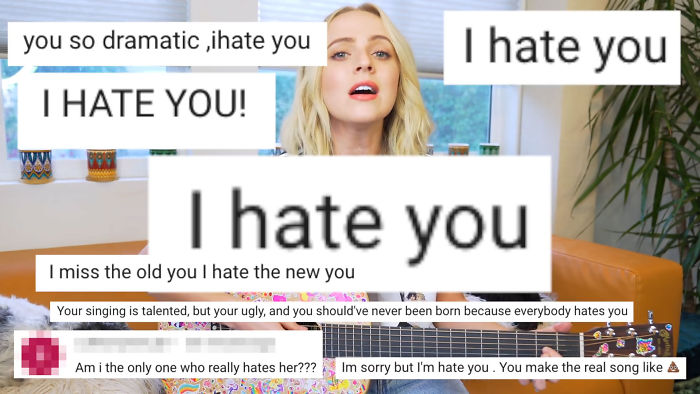 """""""I Wrote A Song Using Only Hate Comments:"""" Woman Trolls Haters With A Hilariously Good Song"""
