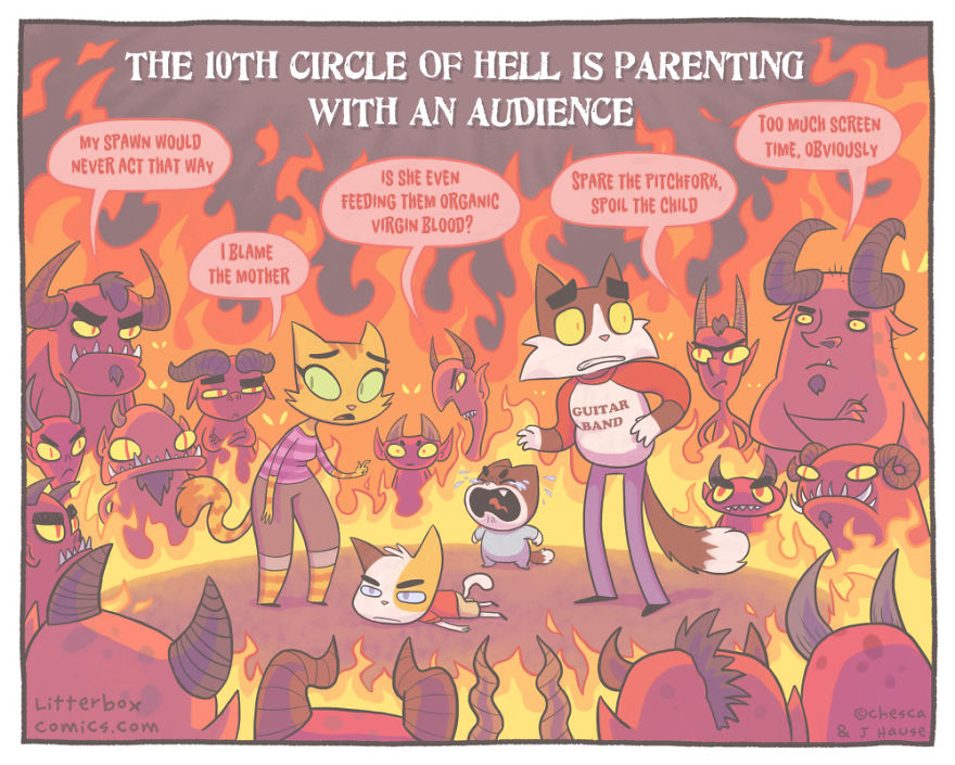 Parenting Hell