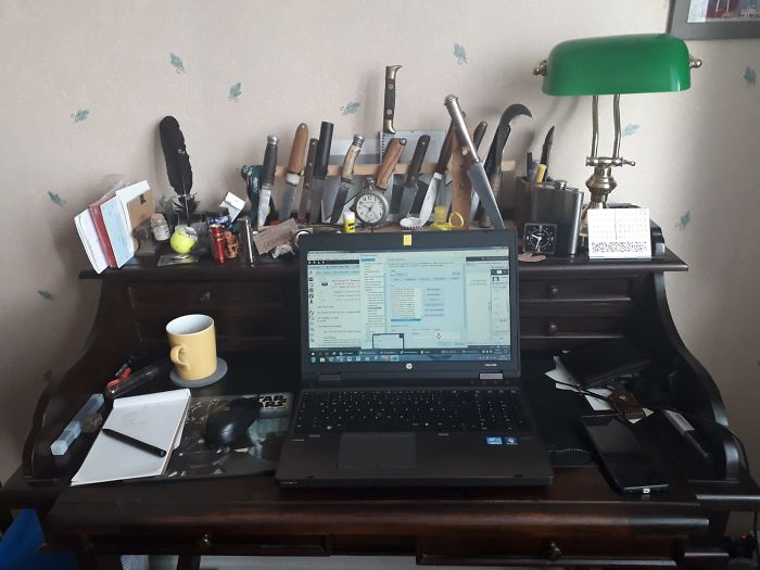 Home Office, The Truth........