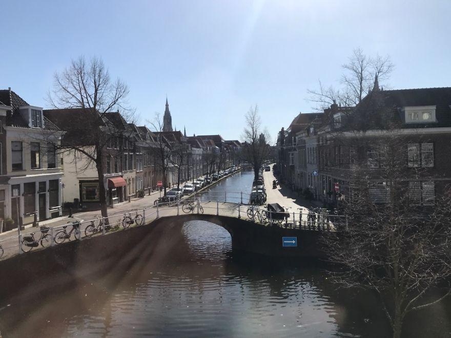 Delft!