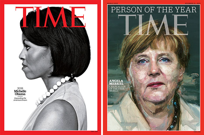Time Releases 'Woman Of The Year' Covers That Contain The Most Influential Women Of The Past Century (30 Pics)