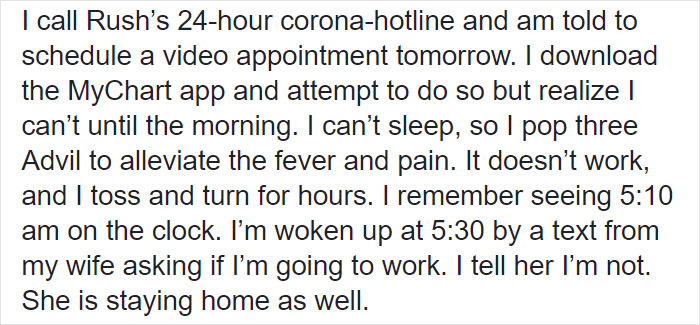 """""""It's Brutal"""": Man Who Tested Positive For COVID-19 Shares The Innocent First Symptoms He Experienced"""