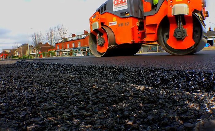 This Company Is Turning Plastic Bottles Into Roads And They Might Actually Last 3 Times Longer Than Asphalt