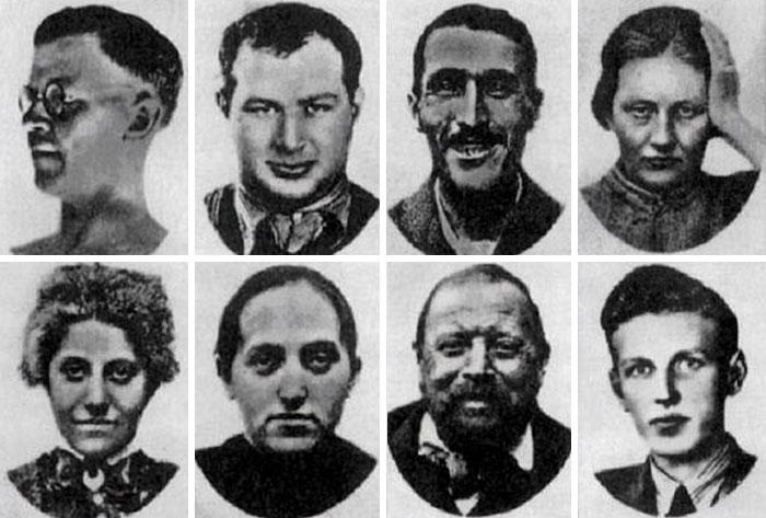 Según este test psicológico de hace 80 años, elegir el retrato más terrorífico entre estos 8 puede revelar rasgos ocultos de tu personalidad