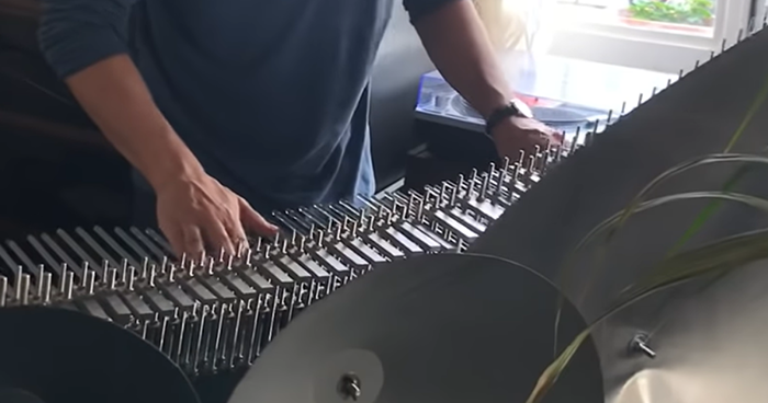 The Cristal Baschet Is A Unique Instrument That Has Blown The World Away With Its Surreal Sound