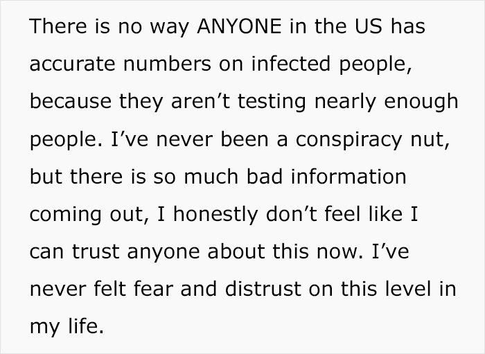 American Man Feels All The Symptoms Of Coronavirus, Tries Getting Tested, Finds Himself Surrounded By Unprofessionalism