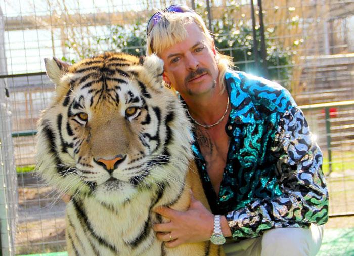 Los 20 mejores memes inspirados por la serie Tiger King