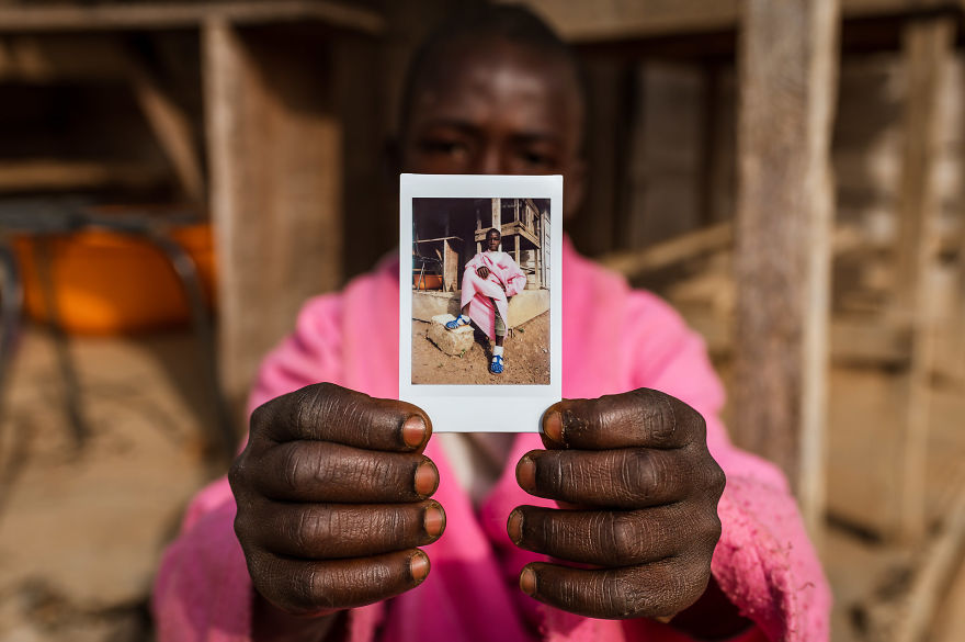 I Used Polaroid To Connect With Locals In Sierra Leone