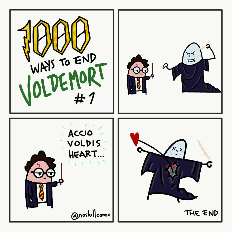 The Fastest Way To A Man's Horcrux