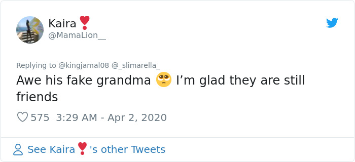 The Grandma Who Went Viral For Accidentally Texting A Stranger On Thanksgiving Contracts Coronavirus