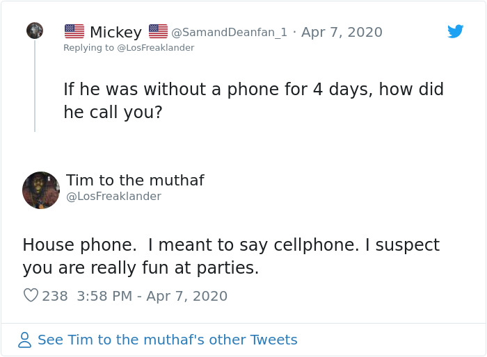 74-Year-Old Grandpa Accidentally Calls The Wrong Person, But Still Ends Up Receiving Help