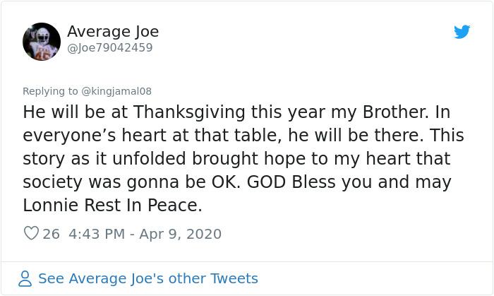Husband Of Internet-Famous Thanksgiving Grandma Dies Of Covid-19