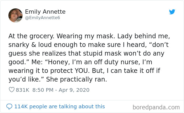 Stupid Mask