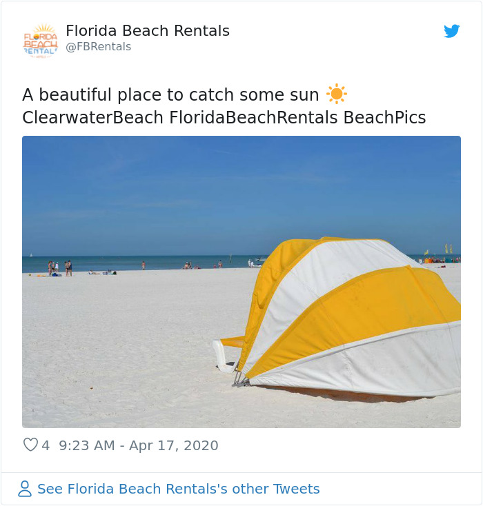 Guy To Travel Around Florida Dressed As The Grim Reaper To The Beaches That Opened Prematurely