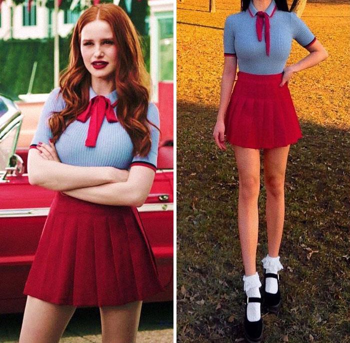 Cheryl Blossom From Riverdale