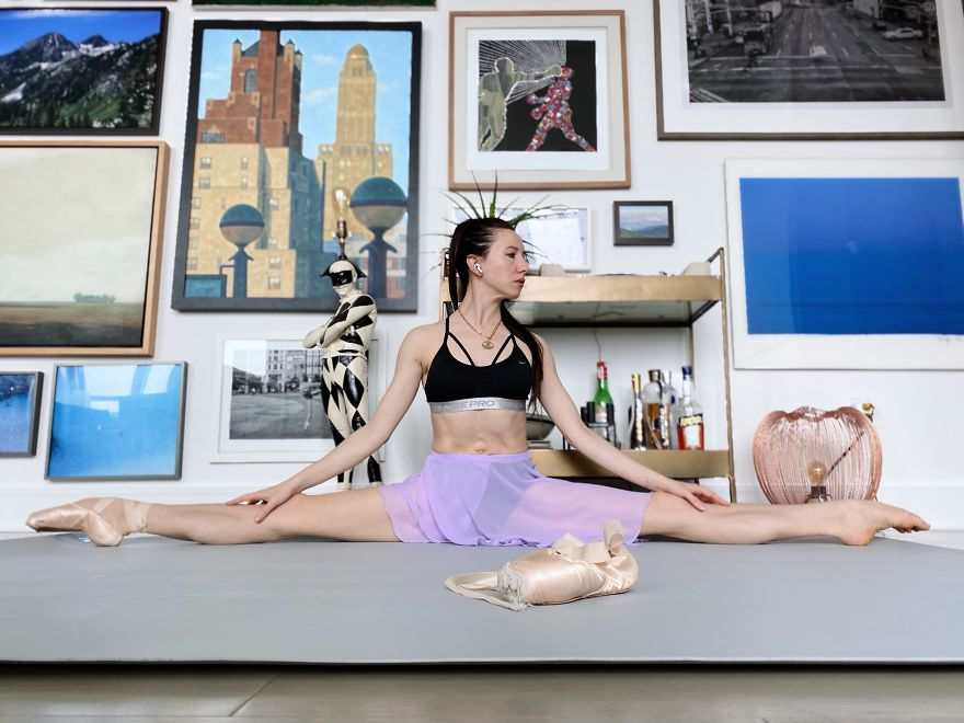 Isabella Boylston Principal Dancer With American Ballet Theatre