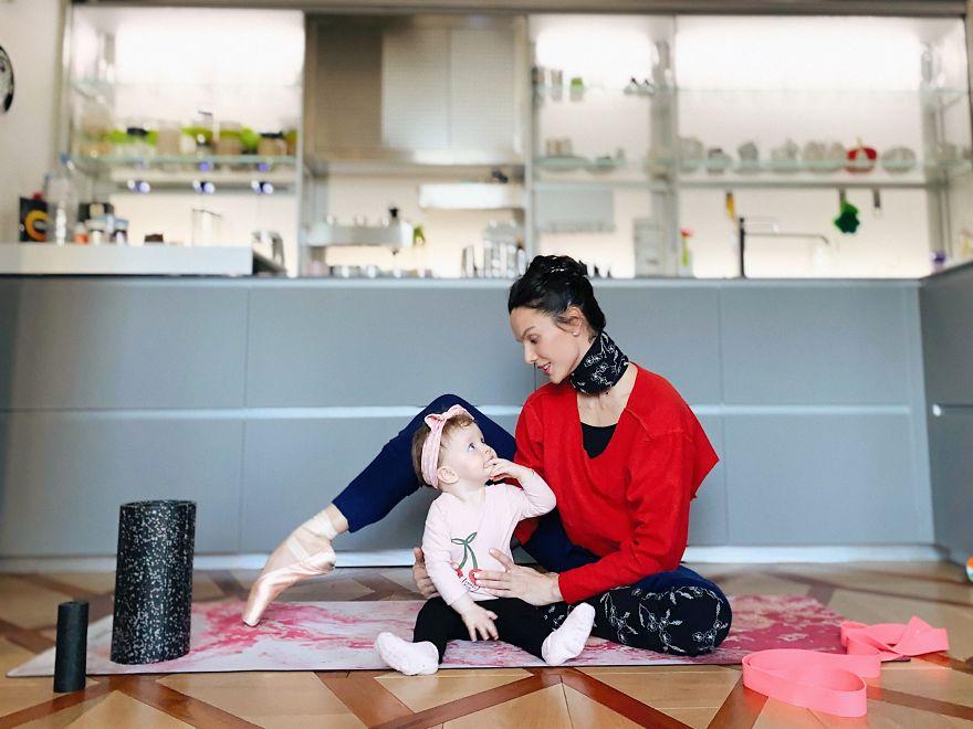 Abashova Maria Prima-Ballerina With Eifman Ballet