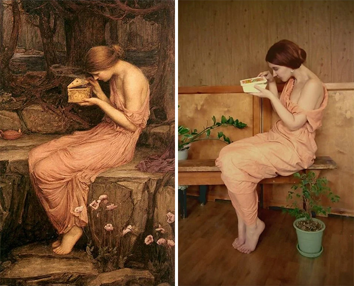 Russians-Recreate-Famous-Works-Of-Art