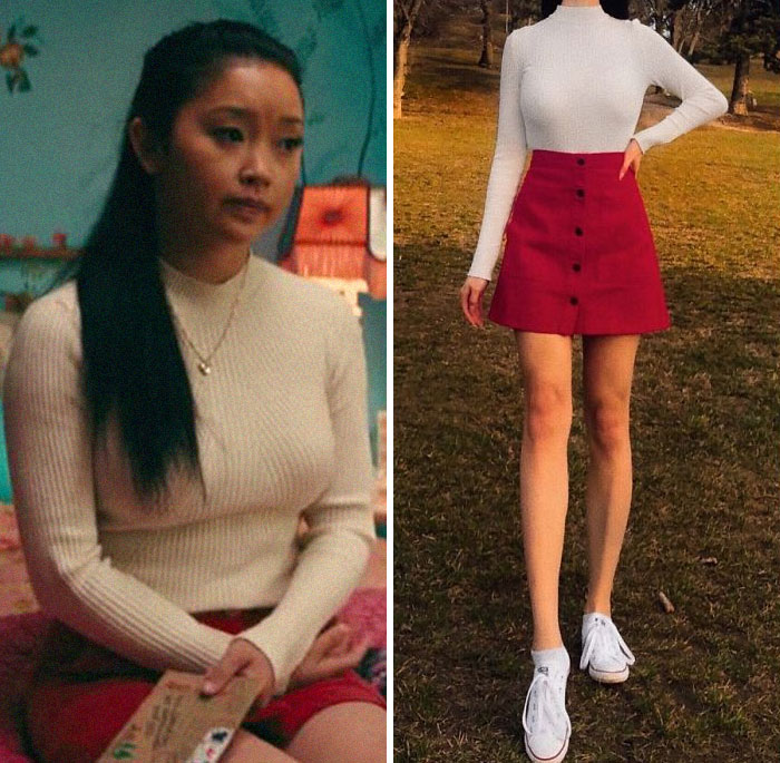 Lara Jean From To All The Boys I've Loved Before