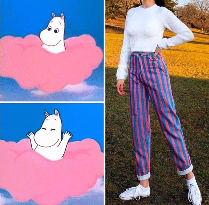 Moomin Cloud