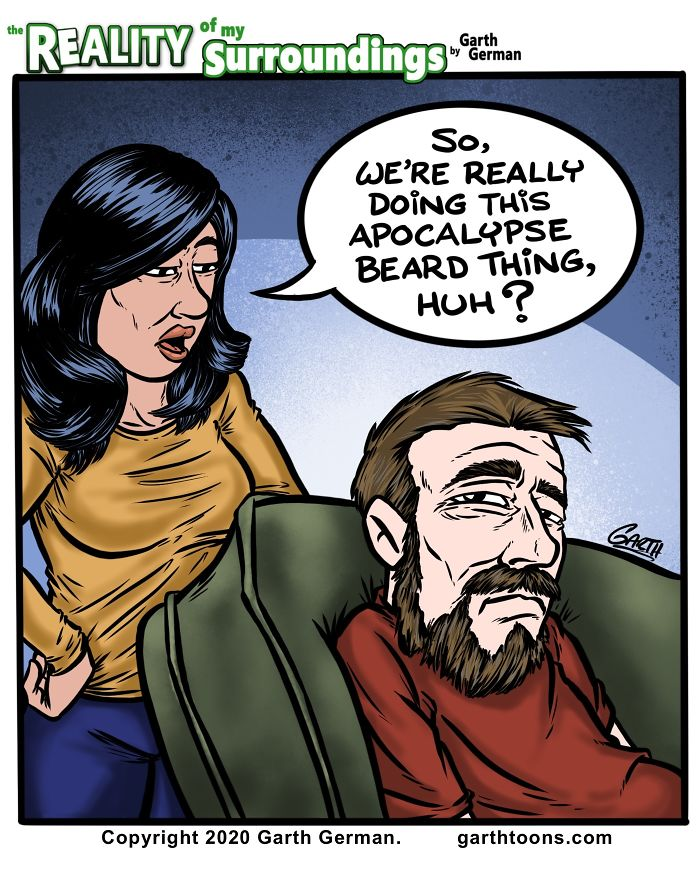 Apocalypse Beard