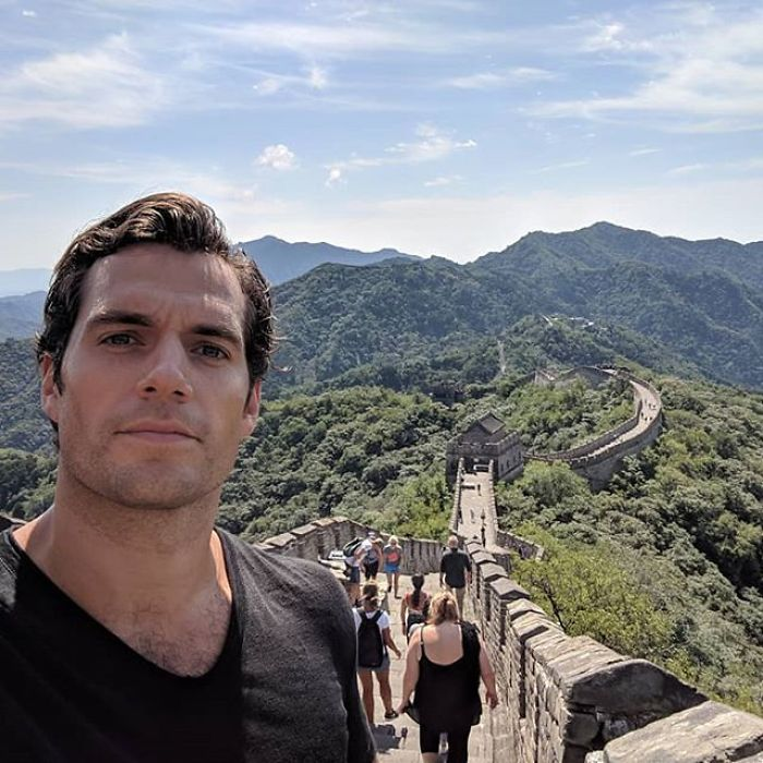 Actor Henry Cavill Is Keeping Himself Busy During Lockdown By Painting Warhammer Minis