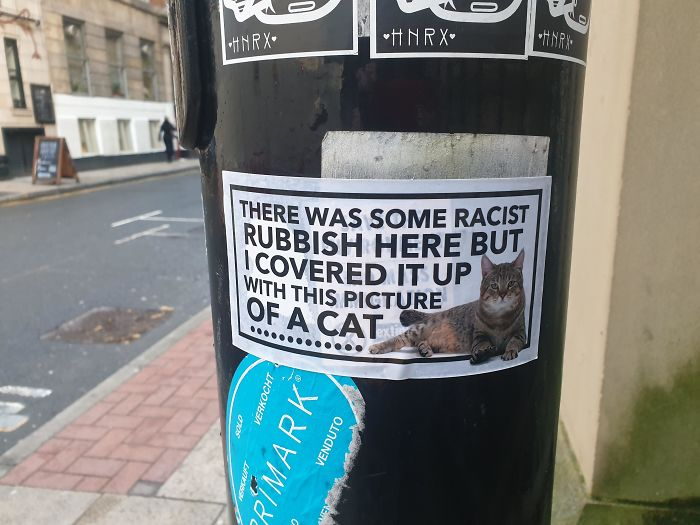 Spotted In Manchester, UK