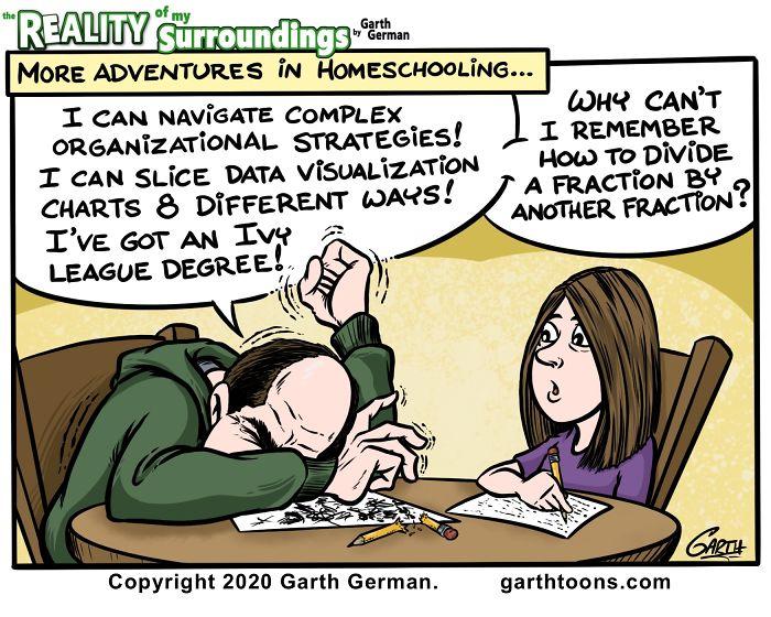 Homeschooling Is Hard