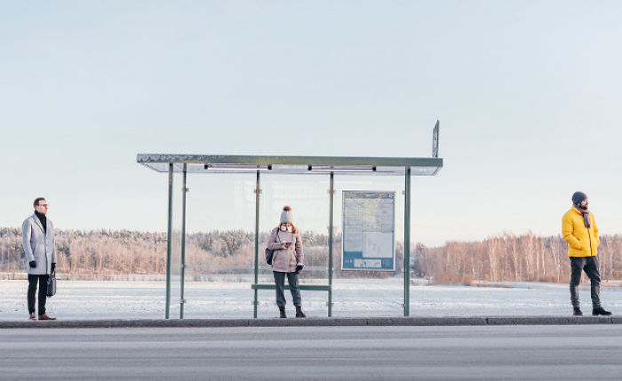 11 Of The Best Examples Of Nordic People Social Distancing Way Before Quarantine