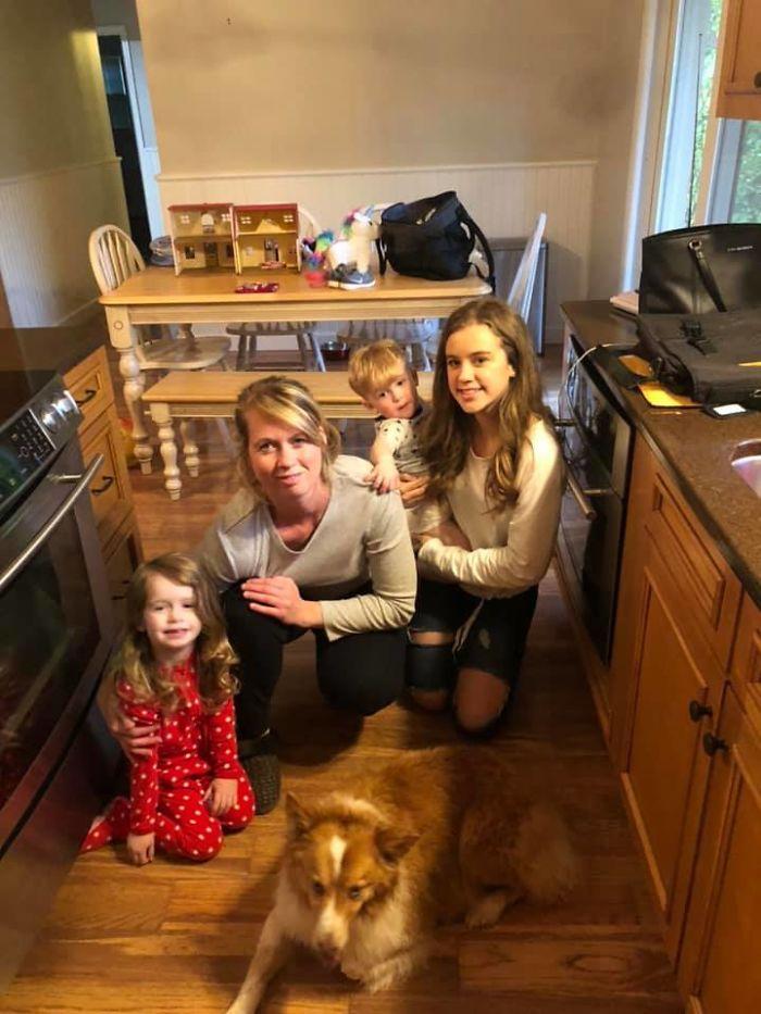 Bella, a pastora australiana que salvou uma família do tornado nos EUA