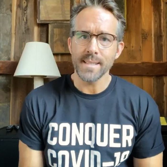 Ryan Reynolds And Hugh Jackman Are Calling A Temporary Truce For Coronavirus Relief