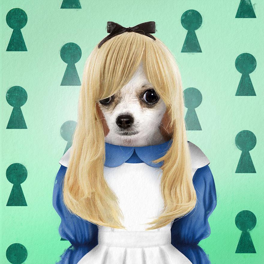 Alice In Wooferland