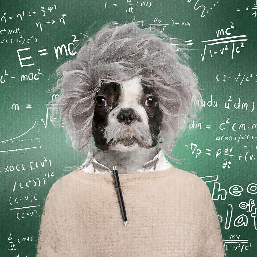 Albark Einstein