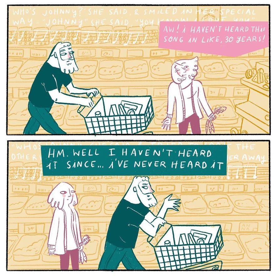 I Draw Comics About My Greek Husband
