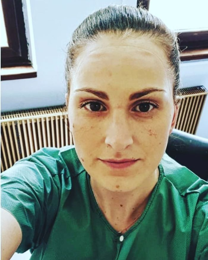 A Nurse From Bosnia