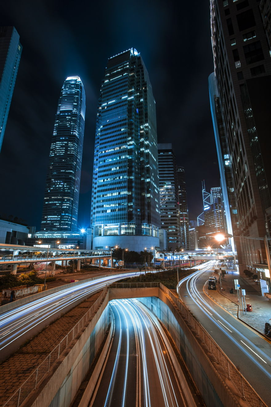 Central In Hong Kong