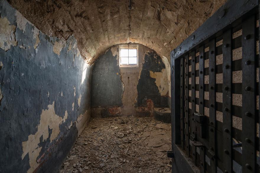 I Captured The Lost Prison