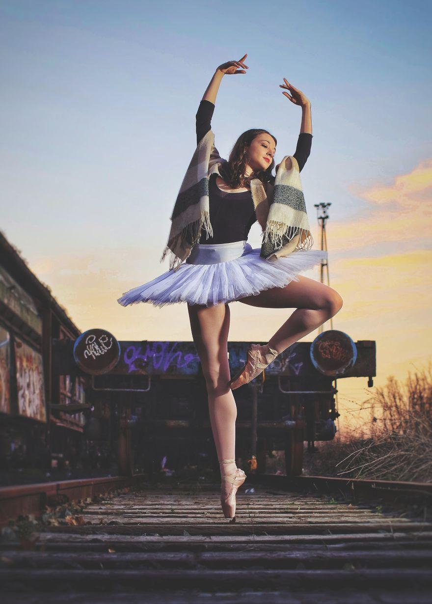 Dancing In The Railways