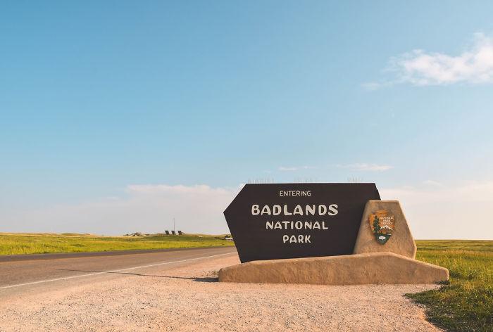 Hiking In Badlands National Park