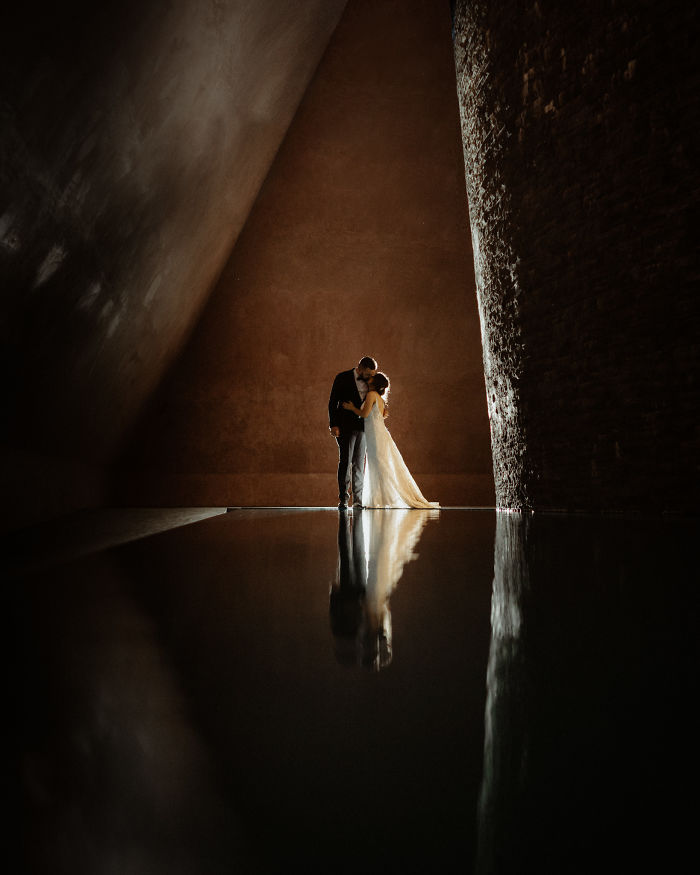I Take Weird Wedding Photos. Clients Love Them.