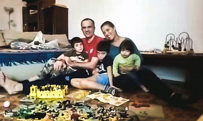 Jonathan, Alessandro, Matteo, Carol, And Isabel (Forli, Italy)