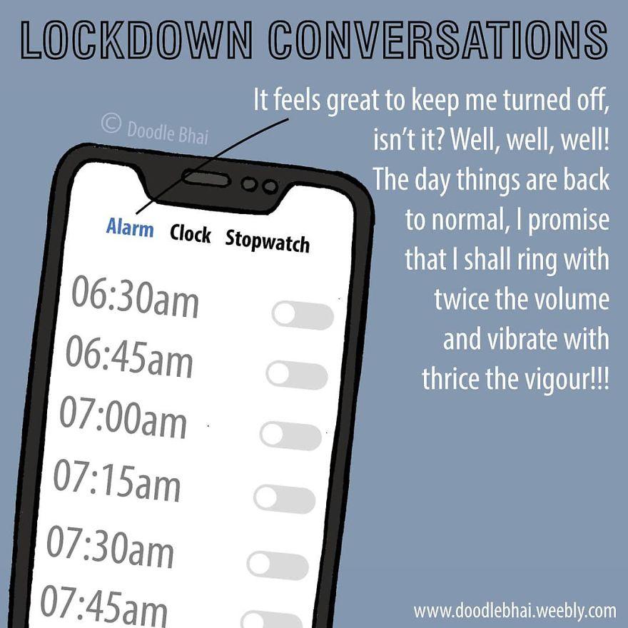 Mobile Alarm