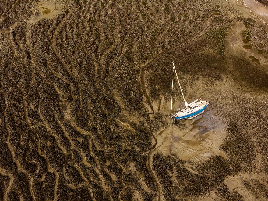Low Tide In Bretagne