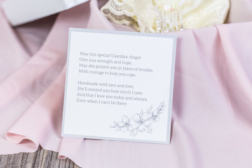 Made From Vintage Wedding Gowns These Angels Support Covid-19 Relief