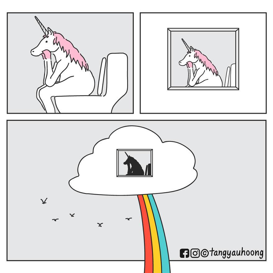 Poop In The Sky