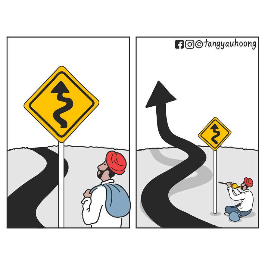 Roadside Inspiration